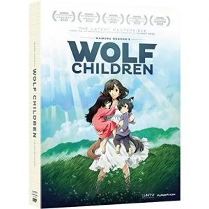 AU $20 BUY: Wolf Children Kids Movie on DVD in Australia