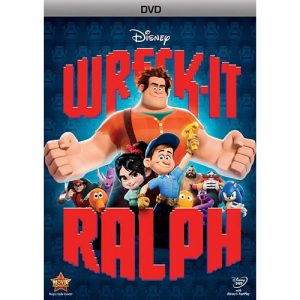 AU $22 BUY: Wreck It Ralph Kids Movie on DVD in Australia