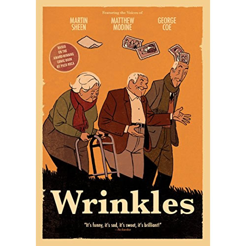 AU $22 BUY: Wrinkles Kids Movie on DVD in Australia