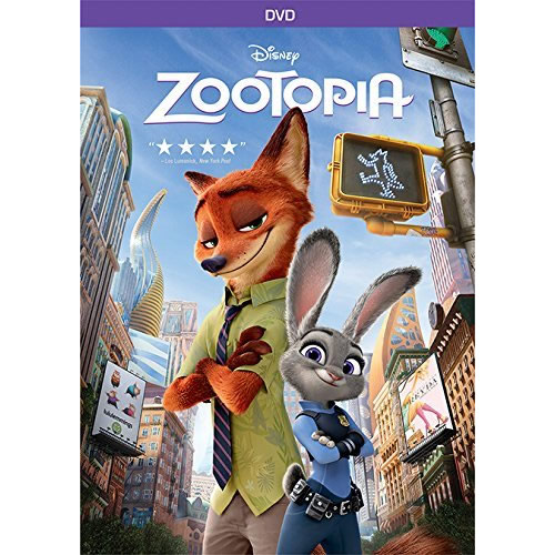 AU $20 BUY: Zootopia Animated DVD in Australia