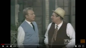 Green Acres - a few scenes with Mr.Haney