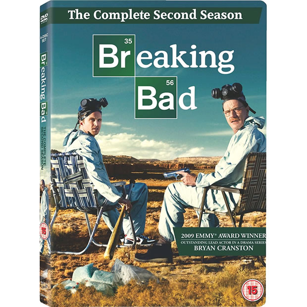AU $26 BUY: Breaking Bad - Season 2 on DVD in Australia