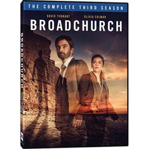 AU $33 BUY: Broadchurch - Season 3 on DVD in Australia