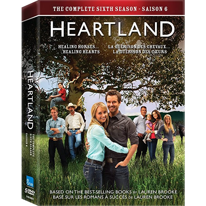 AU $31 BUY: Heartland - Season 6 on DVD in Australia
