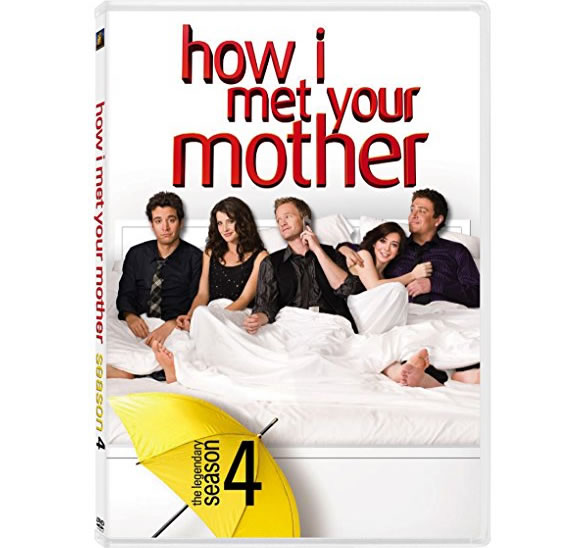 AU $24 BUY: How I Met Your Mother - Season 4 on DVD in Australia
