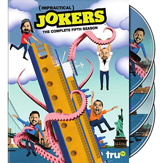 AU $32 BUY: Impractical Jokers - Season 5 on DVD in Australia