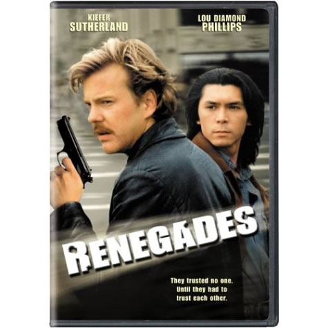 AU $22 BUY: Renegades on DVD in Australia