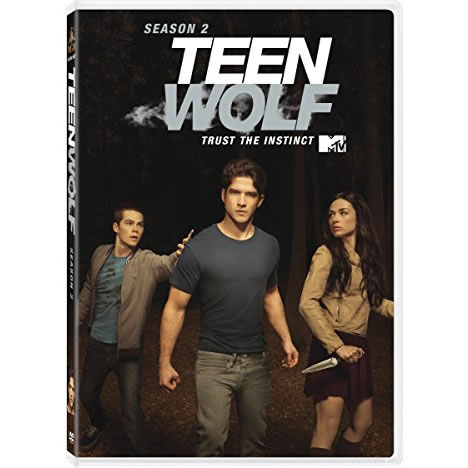 AU $22 BUY: Teen Wolf - Season 2 on DVD in Australia