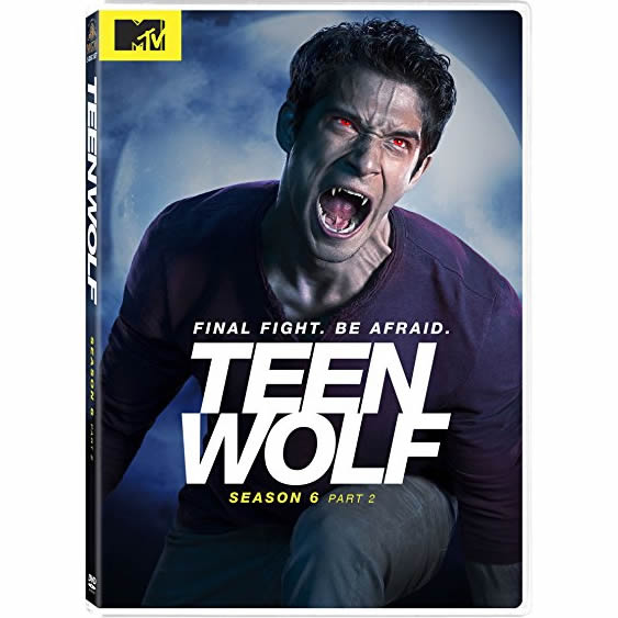 AU $30 BUY: Teen Wolf - Season 6 Part 2 on DVD in Australia