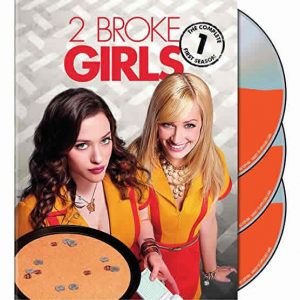 AU $24 BUY: 2 Broke Girls - Season 1 on DVD in Australia