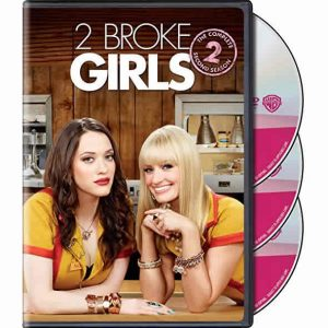 AU $25 BUY: 2 Broke Girls - Season 2 on DVD in Australia
