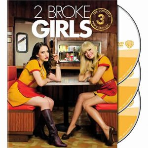 AU $25 BUY: 2 Broke Girls - Season 3 on DVD in Australia