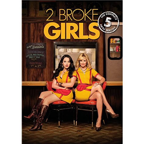 AU $26 BUY: 2 Broke Girls - Season 5 on DVD in Australia