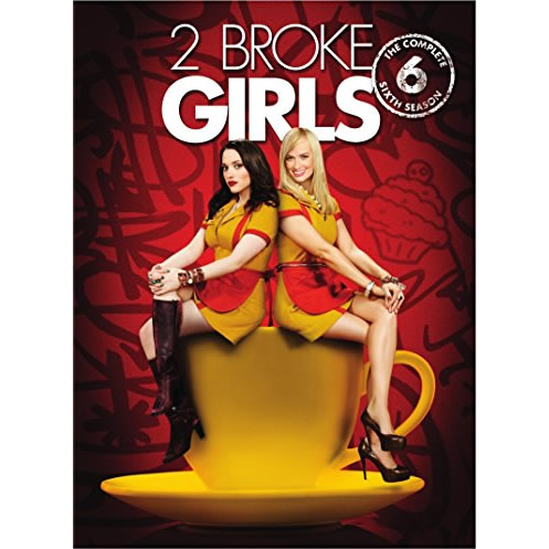 AU $26 BUY: 2 Broke Girls - Season 6 on DVD in Australia
