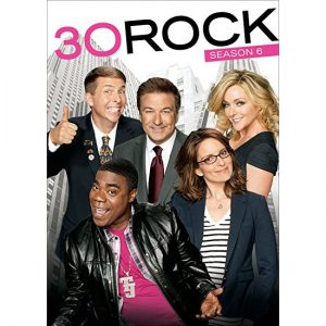 AU $26 BUY: 30 Rock - Season 6 on DVD in Australia