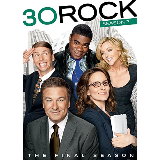 AU $25 BUY: 30 Rock - Season 7 on DVD in Australia