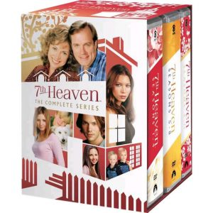 AU $148 BUY: 7TH HEAVEN COMPLETE SERIES ON DVD IN AUSTRALIA