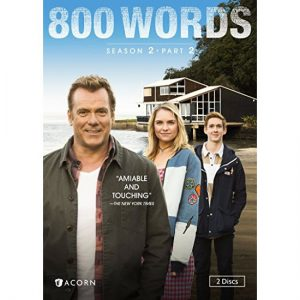 AU $28 BUY: 800 Words - Season 2 part 2 on DVD in Australia