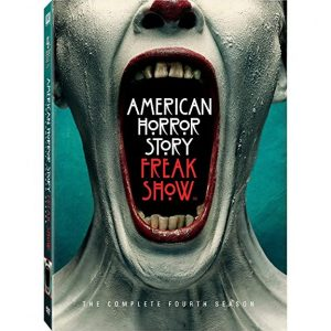 AU $25 BUY: American Horror Story: Freak Show - Season 4 on DVD in Australia