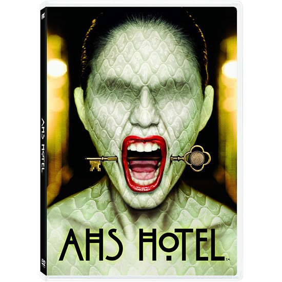 AU $22 BUY: American Horror Story Hotel - Season 5 on DVD in Australia
