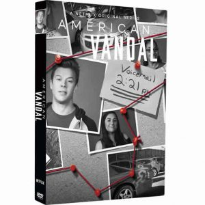 AU $28 BUY: American Vandal on DVD in Australia