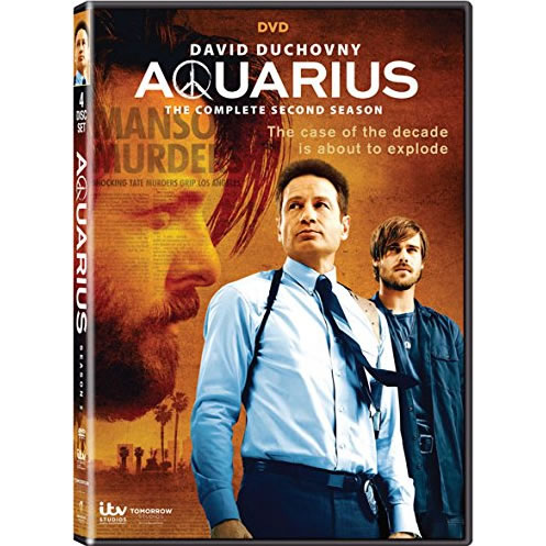 AU $36 BUY: Aquarius - Season 2 on DVD in Australia