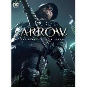 AU $35 BUY: Arrow - Season 5 on DVD in Australia