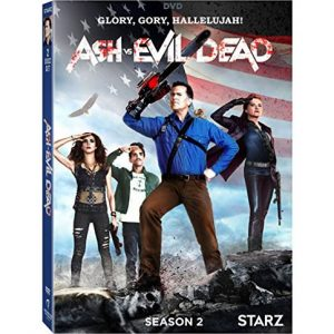 AU $28 BUY: Ash Vs Evil Dead - Season 2 on DVD in Australia