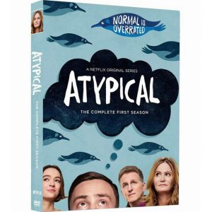 AU $30 BUY: Atypical - Season 1 on DVD in Australia