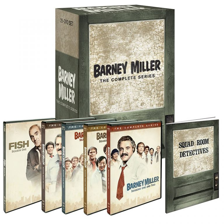 AU $105 BUY: Barney Miller Complete Series on DVD in Australia