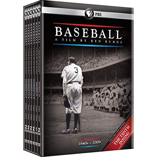 AU $63 BUY: Baseball: A Film by Ken Burns on DVD in Australia