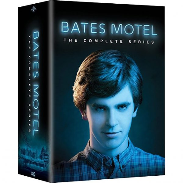 AU $90 BUY: Bates Motel Complete Series on DVD in Australia