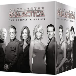 AU $105 BUY: Battlestar Galactica Complete Series on DVD in Australia