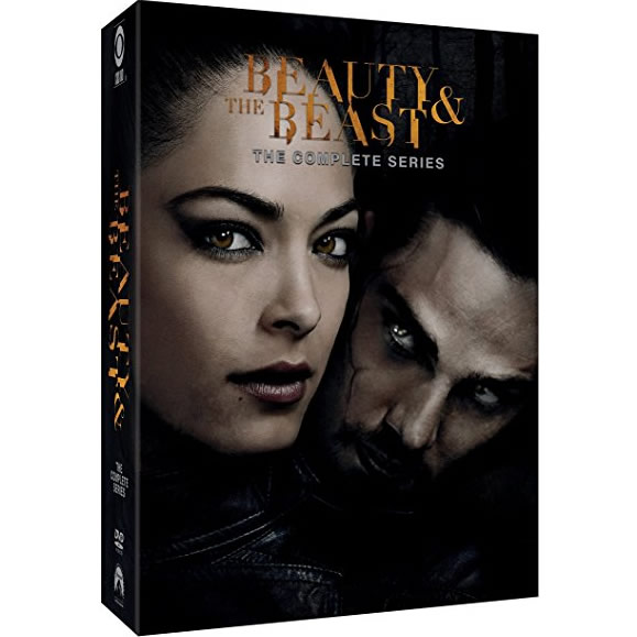 AU $82 BUY: Beauty And The Beast Complete Series on DVD in Australia