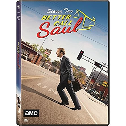 AU $25 BUY: Better Call Saul - Season 2 on DVD in Australia