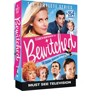 AU $82 BUY: Bewitched Complete Series on DVD in Australia