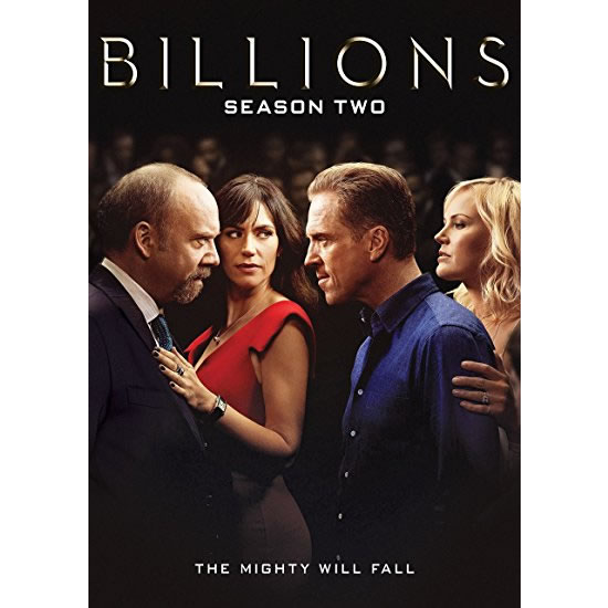 AU $32 BUY: Billions - Season 2 on DVD in Australia