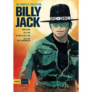 AU $28 BUY: Billy Jack Complete Collection on DVD in Australia