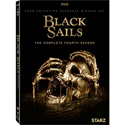 AU $36 BUY: Black Sails - Season 4 on DVD in Australia