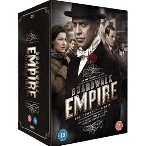 AU $93 BUY: Boardwalk Empire Complete Series Seasons 1-5 on DVD in Australia