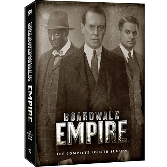 AU $29 BUY: Boardwalk Empire - Season 4 on DVD in Australia