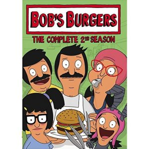 AU $25 BUY: Bob's Burgers - Season 2 on DVD in Australia