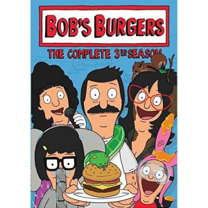 AU $28 BUY: Bob's Burgers - Season 3 on DVD in Australia