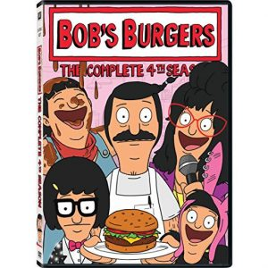 AU $28 BUY: Bob's Burgers - Season 4 on DVD in Australia
