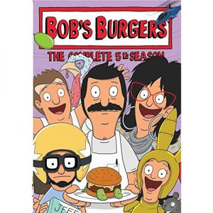 AU $28 BUY: Bob's Burgers - Season 5 on DVD in Australia