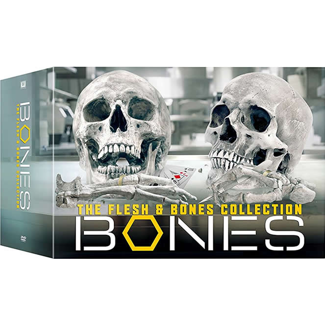 AU $172 BUY: Bones Complete Series on DVD in Australia