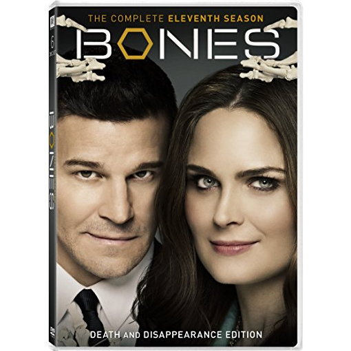 AU $30 BUY: Bones - Season 11 on DVD in Australia
