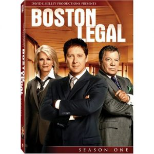 AU $35 BUY: Boston Legal - Season 1 on DVD in Australia
