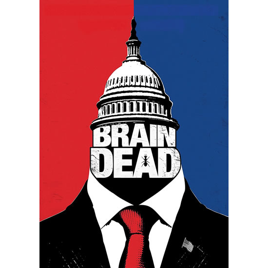 AU $25 BUY: Braindead - Season 1 on DVD in Australia