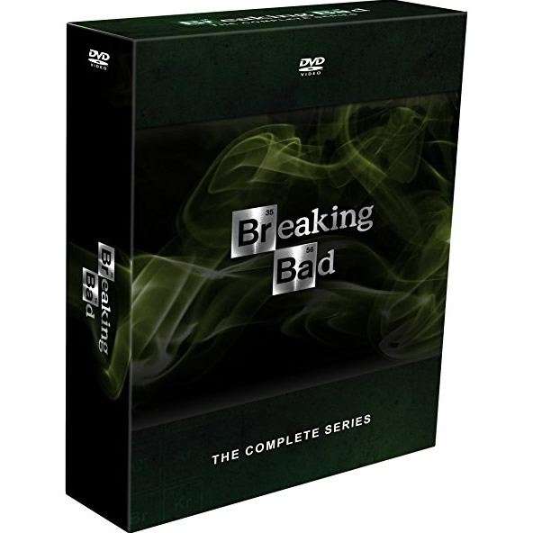 AU $85 BUY: Breaking Bad Complete Series on DVD in Australia